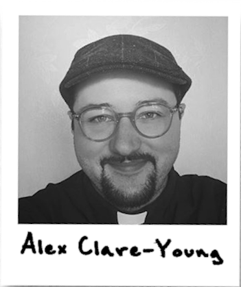 Revd Alex Clare-Young