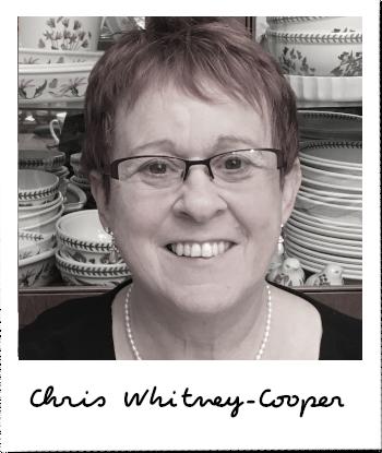 Chris Whitney-Cooper