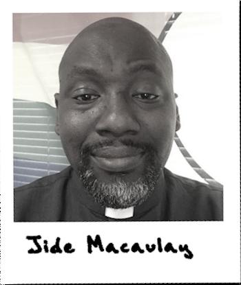 Revd Jide Macaulay